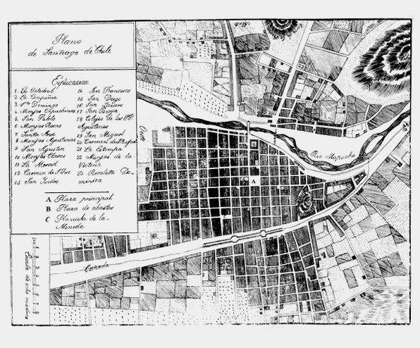 cartografia historica utem