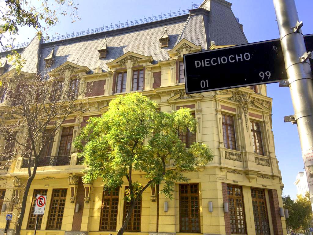 calle-dieciocho-santiago-chile